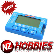 Common Sense RC Cellspy 2S-8S Voltage Checker LiPo,Li-Ion,LiFe,Li-HV,NiCd,NiMH