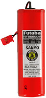 Futaba FUTM1457 NT8S600B Tx NiCd 600mAh 7C/6DA/8U