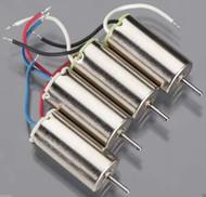 Brand New ESTES 4617 Motor Set : Hubsan H111 Q4 Nano quad (4 motors) # ESTE4617