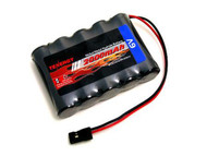 Tenergy 6V 2000mAh SBS RX Receiver NiMH Battery (Hitec)