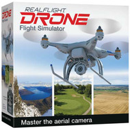 Great Planes RealFlight Drone Simulator w/ InterLink Elite Mode 2 # GPMZ4800