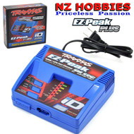 Traxxas 2970 EZ-Peak Plus 4amp 5-8 Cell NiMH / 2S-3S LiPo AC Fast Charger w/ ID