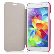New HyperGear Flip Cover Galaxy S5 Pink # 12862
