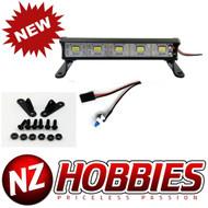 NZHOBBIES Aluminum Five LED Light Bar 86mm for RC Crawler, Cars & Truck