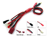 Common Sense RC Charge Anything (Octopus) Lipo Charger - OCTOPUS-1