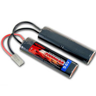 9.6V 2000mAh Nunchuck NiMH Battery Pack for Airsoft