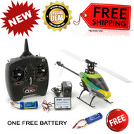 Blade BLH1500 230S RTF Helicopter w/ SAFE® Technology w/ Free Battery