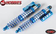 RC4WD 1/10 KING OFF-ROAD SCALE PIGGYBACK SHOCKS W/FAUX RESERVOIR (100MM) Z-D0031