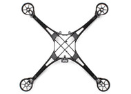 Traxxas 6623 Main Frame/Screws Black : LaTrax Alias
