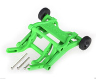 Latest Traxxas Wheelie Bar Assembly Green 1/10 Scale Vehicle # 3678A