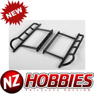 RC4WD RC4ZS0781 Tough Armor Side Steel Sliders : Axial SCX10