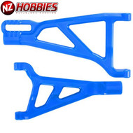 RPM 80215 Front Right A-Arms Blue Traxxas Revo