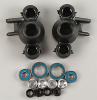 RPM 80582 Axle Carrier Bearings Black Set Revo / E-Revo / E-Maxx T-Maxx / Slayer