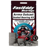 Fast Eddy TFE4495 Arrma Outcast Sealed Bearing Kit