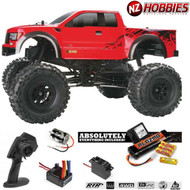 HPI 115118 1/10 Crawler King Ford Raptor 4WD Truck RTR w/Radio/ Charger/ Battery