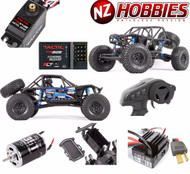 Axial AX90048 1/10 RR10 BOMBER 4WD RTR