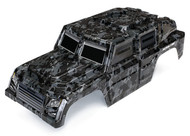 Traxxas 8211X  - Body, Tactical Unit, Night Camo (Painted)/ Decals
