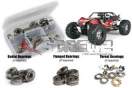RC Screwz AXI017B Precision Bearing Kit for Axial Yeti XL 4WD