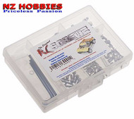 Latest RC Screwz DROM001 SS Screw Kit Dromida SC4.18 RTR # RCZC4001