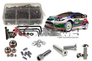 RC Screwz HPI072 Stainless Steel Screw Kit HPI W8 3.0