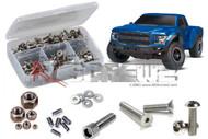 RC Screwz TRA078 - Traxxas Ford Raptor 2017 Stainless Screw Kit