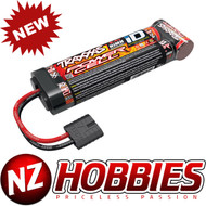 Traxxas 2923X 3000mAh 8.4V 7-cell flat NiMH Battery w/ iD Connector : Spartan Boat
