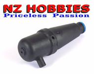Traxxas 4452R Tuned Pipe TRX 2.5/2.5R