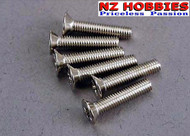 Traxxas 3179 Screws 3x15mm LS II (6) : Slash 2WD