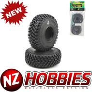 PIT BULL ALIEN KOMPOUND - GROWLER AT/Extra 1.55 R/C Scale Tires w/ Foams - 2pcs
