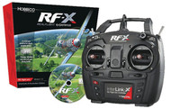 RealFlight RF-X R/C Flight Simulator w/ Interlink-X Transmitter # GPMZ4540