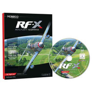 Great Planes GPMZ4548 RealFlight RF-X Flight Simulator Sim Software : Windows