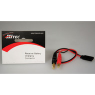 Hitec HRC44157 RX Battery Charging Connector