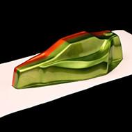 Spaz Stix SZX15350 CANDY APPLE GREEN AIRBRUSH PAINT for R/C Lexan Body