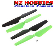 New Dromida DIDE1110 Propeller Set Ominus Quadcopter Green And Black (Props)