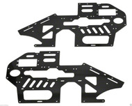 Blade BLH1839 Main Frame Set for Blade 500 3D X CF