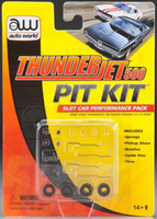 AUTO WORLD Thunderjet Pit Kit # RDZW0103