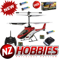 E-Flite Blade mCX2 RTF Ultra-Micro Electric Helicopter Combo - 2 FREE Batteries!
