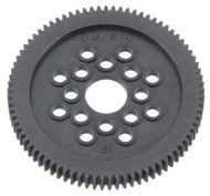 Duratrax DTXC3005 Spur Gear 48P / 48 Pitch 81T / 81 Tooth