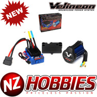 Traxxas TRA3350R 1/10 Velineon Waterproof Brushless Power System ESC/Motor Combo