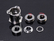 HeliOption Goblin 630/700/770 MAIN SHAFT THRUST BEARINGS ADDON KIT # HPSAB63003