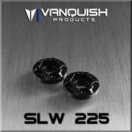 Vanquish VPS07111 SLW 225 Wheel Hub Black SLW / OMF / KMC / Method / SSZ Wheels