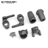 Vanquish Products VPS06519 AXIAL SCX10 STAGE ONE KIT GREY ANODIZED
