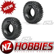 "Proline PRO10128-03 Hyrax 1.9"" Predator (Super Soft) Rock Terrain Truck Tires"