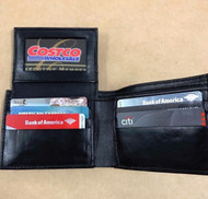 Men's Hot Genuine Leather Bifold Wallet Credit/ ID Cards Holder Money Purse Bill