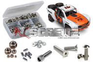 RC Screwz TRA086 Traxxas Umlimited Desert Stainless Screw Kit