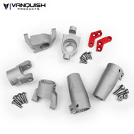 Vanquish Products VPS06510 Stage One Kit Clear Axial Wraith