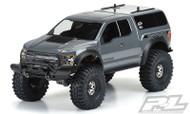 "Proline PRO3509-00 Ford F-150 Raptor 2017 Clear Body 12.8"" Wheelbase : TRX-4"