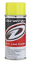 Duratrax DTXR4279 PC279 Polycarb Spray Fluorescent Yellow Spray RC Bodies 4.5 oz