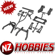 Axial AX31320 Rear Cage Components RR10/Bomber