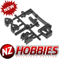 AXIAL AX31387 Servo Mounts : SCX10 II